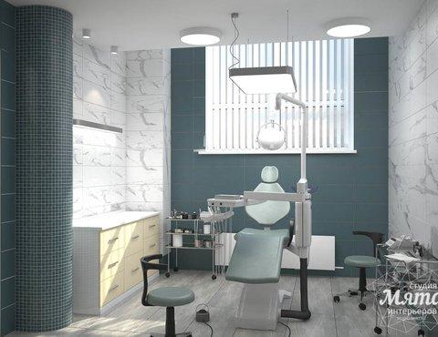 Дизайн интерьера и ремонт стоматологической клиники в ЖК Лига Чемпионов
